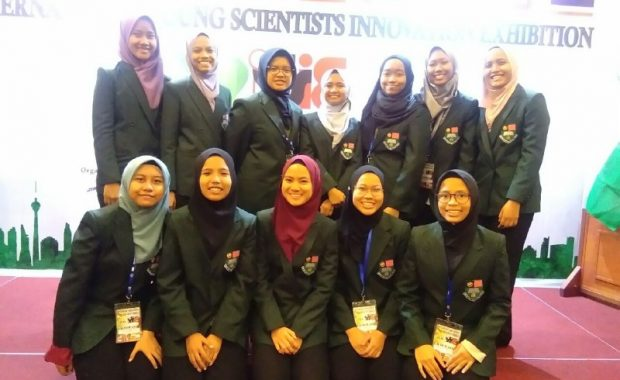 INTERNATIONAL YOUNG SCIENTIST INNOVATION EXHIBITION 2018